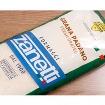 [푸드화이터][자네티]그라나파다노 그레이티드(파마산 파우더) 1kg (업체별도 무료배송)