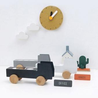 멀티탭 커버 트럭Ver (색상선택) (업체별도 무료배송)