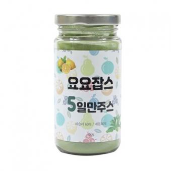 [요요잡스] 오일만주스 분말 150g (30회분) (업체별도 무료배송)