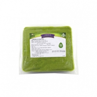 아보카도 98.8% 냉동펄프 500g X 3팩 (업체별도 무료배송)