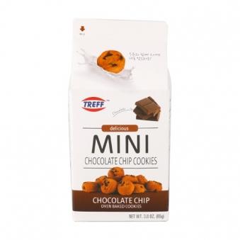 [박스손상] TREFF 미니 초콜릿쿠키 85g