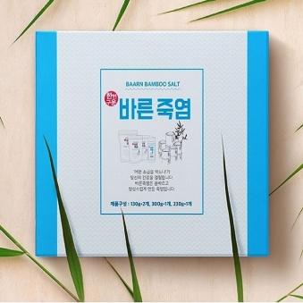 한번구운 바른죽염 3종 택1 (업체별도 무료배송)