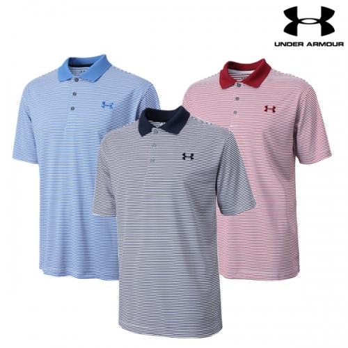 [패션특가] [언더아머] 남성 스트라이프 PK 티셔츠 10종 택1 (업체별도 무료배송)