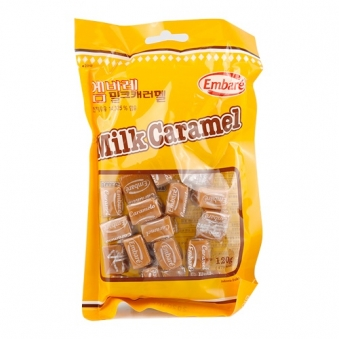 엠바레 밀크카라멜 120g