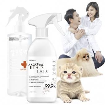 살균뚝딱 강아지 고양이 탈취제 500ml (업체별도 무료배송)