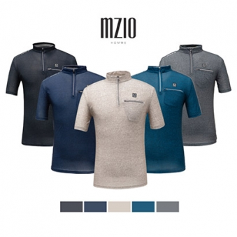 [MZIO] 엠지오 아쿠아스페이스 집업 티셔츠 5종 택1 (업체별도 무료배송)