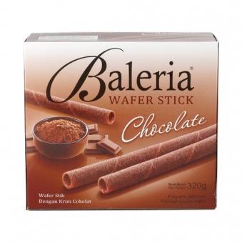 발레리아 와퍼스틱 초코맛 320g
