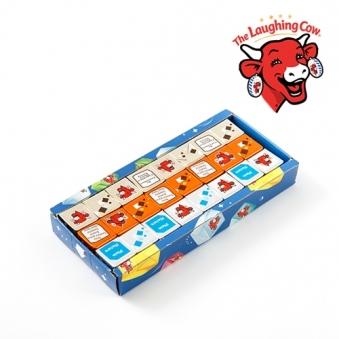 [푸드화이터][래핑카우] 벨큐브 치즈믹스 5.2g*24개입 x 3개 (총 72큐브) (업체별도 무료배송)