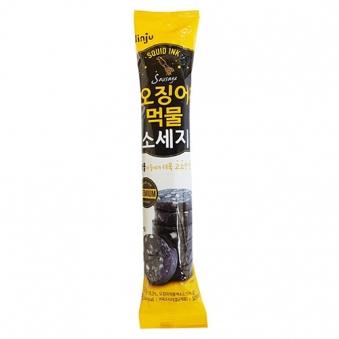 진주 오징어 먹물 소시지 230g x 4개 (업체별도 무료배송)