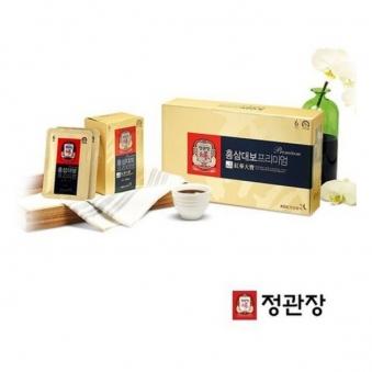 [정관장] 홍삼대보 40ml * 30포 + 쇼핑백 (업체별도 무료배송)