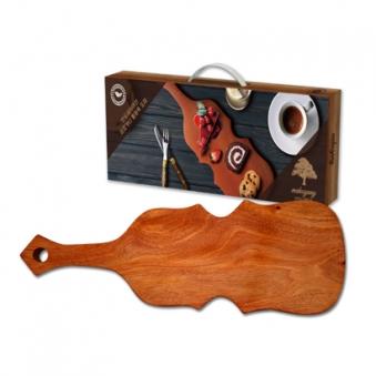 마호가니 바이올린 플레이트도마 (업체별도 무료배송)