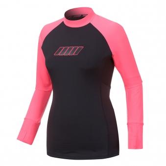 [EXR] 여성 래쉬가드 티셔츠(차콜) (업체별도 무료배송)