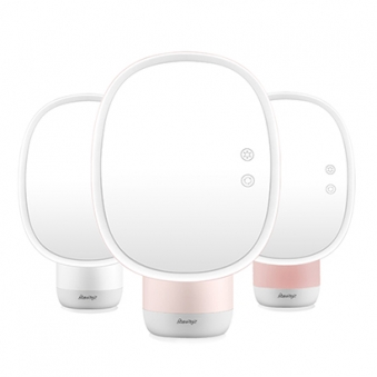 [B급상품] [뷰센스] LED 가습기겸용 화장 거울 BS271-DL_가습기안됨 (색상 선택) (업체별도 무료배송)