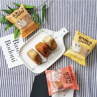 한우물 구운 주먹밥 100g X 5팩 (참치마요/소불고기/치즈닭갈비) (업체별도 무료배송)