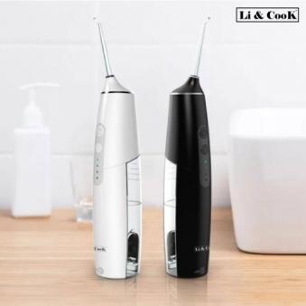 [리앤쿡] 워터플로셔 휴대용 구강세정기 LC600 (업체별도 무료배송)