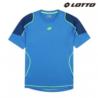 [LOTTO] 로또스포츠 남성 티셔츠 STORMRIDE II TEE (IQBM-TSR21) (업체별도 무료배송)