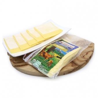 루미아노 유기농 마일드체다 슬라이스 치즈 170g x 5팩 (업체별도 무료배송)