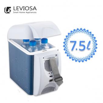[레비오사] 차량용 냉/온장고 7.5L(12V전용)(업체별도 무료배송)