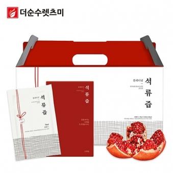 [오늘의상품] 플래티넘 석류즙 70ml*30포 X 1박스(선물형) (업체별도 무료배송)