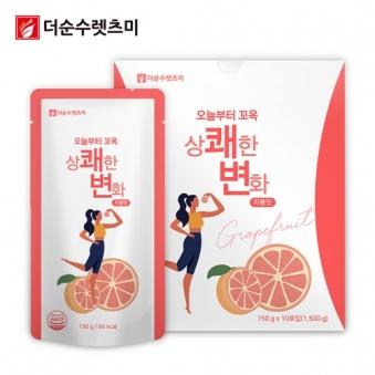 오늘부터꼬옥 상쾌한변화 150g*10포입 x 1박스 (업체별도 무료배송)