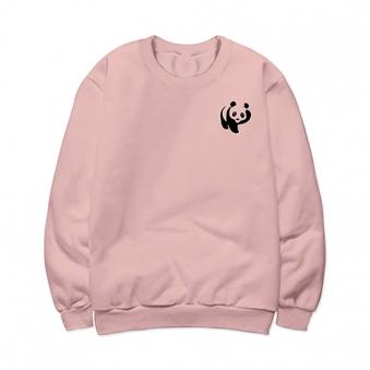 판다 맨투맨 티셔츠(특양면) 2종 택1 (업체별도 무료배송)