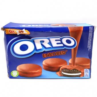 오레오 초콜릿 쿠키 246g x 2곽 (곽이 찌그러진 B급 상품) (업체별도 무료배송)