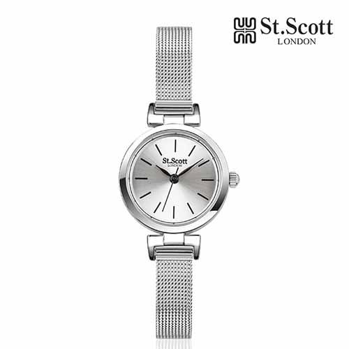 [St.Scott] 세인트스코트 ST5058 패시뉴 워치 여성 메쉬시계 2종 택1 (업체별도 무료배송)