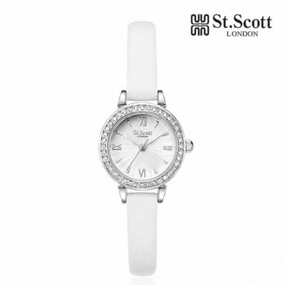 [St.Scott] 세인트스코트 ST7021 디에스 워치 여성 가죽시계 4종 택1 (업체별도 무료배송)