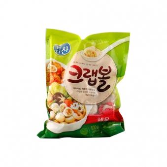 크랩볼(해물) 500g x 4봉 (업체별도 무료배송)