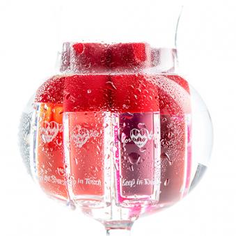 [주말특가] [키핀터치] 젤리 립 플럼퍼 틴트 3.8ml (6종 택 1) (업체별도 무료배송)