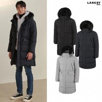 [LANEBY] 래인바이 남성 클라우드 구스 코트 3종 택1 (업체별도 무료배송)