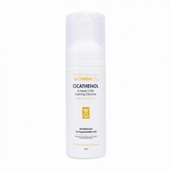 [닥터크롬셀] 시카테놀 어믹 차일드 약산성 클렌저 150ml (병풀추출물 함유)