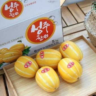 [주말특가] 성주 꿀 참외 (5kg/10kg 옵션구성) (업체별도 무료배송)