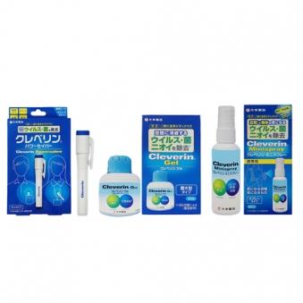 크레베린 3종세트(스틱형, 겔, 스프레이) (업체별도 무료배송)