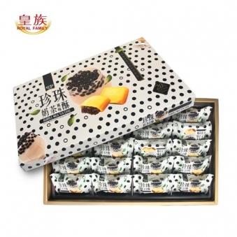 [로얄패밀리] 버블 밀크티 케익 600g x 2입 (업체별도 무료배송)