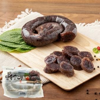 보승 민속순대 500g*3봉 (업체별도 무료배송)