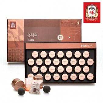 [정관장] 홍력환 (3.75g*30환) (업체별도 무료배송)