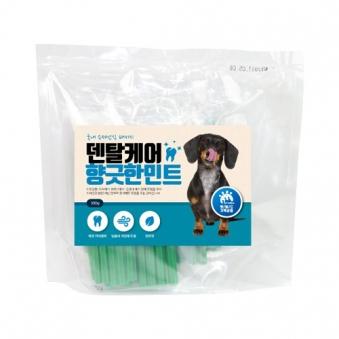 펫월드기획상품 덴탈케어 향긋한민트(치주질환) 500g X 2개 (업체별도 무료배송)