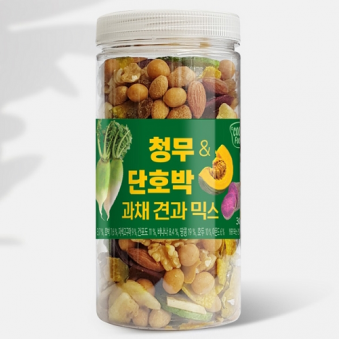 청무&단호박 과채견과믹스 300g