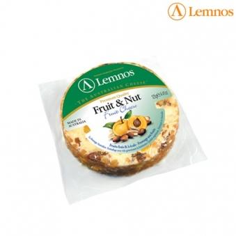 램노스 후르츠넛 과일치즈 125g*12입 X 1박스 (총 1.5kg) (업체별도 무료배송)