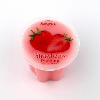 딸기푸딩 80g*60입(약 4.8kg) (업체별도 무료배송)